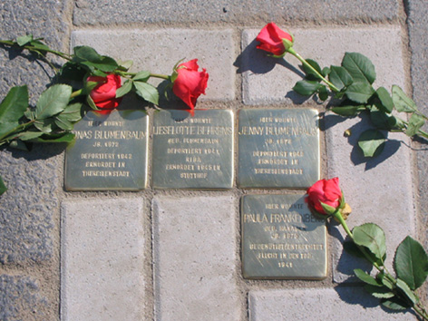 Northeimer Stolpersteine